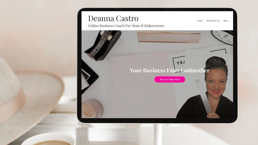 how to organize your online business for success