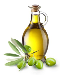 Switch up your regular moisturizer with olive oil! Your skin is drinking up the products you use - what better than something you eat?