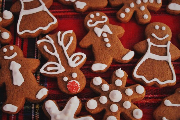 Better than Yia Yia's Festive Gingerbread Friends are even better to eat than to admire. Soft, chewy, and full of holiday spice, they are a must for everyone on your list!