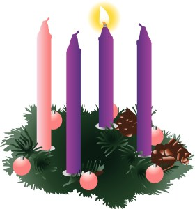 the-advent-wreath-cookstown-parish-dzra3v-clipart
