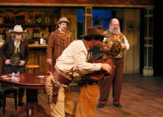 @ Orlando Shakespeare Theater; Photos by Landon St. Gordon; Pictured with Geoffrey Kent, Brandon Robert, Jimmy Ireland, & John Ahlin