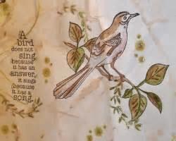 A Bird Does Not Sing