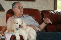 Dean & Molly Dog