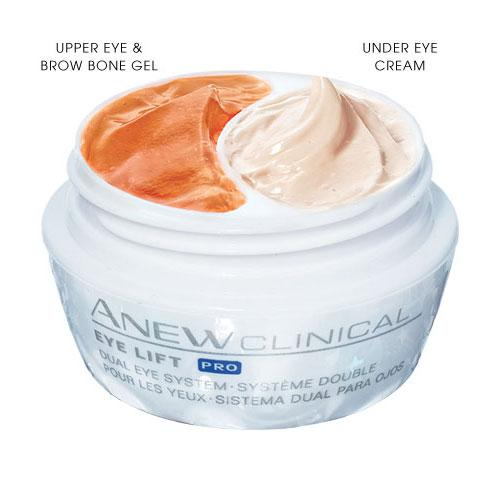 Avon's Anew Clinical Eye Lift PRO Dual Eye System