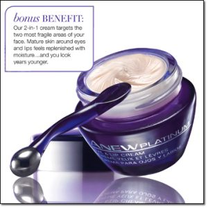 Anew Platinum Eye & Lip