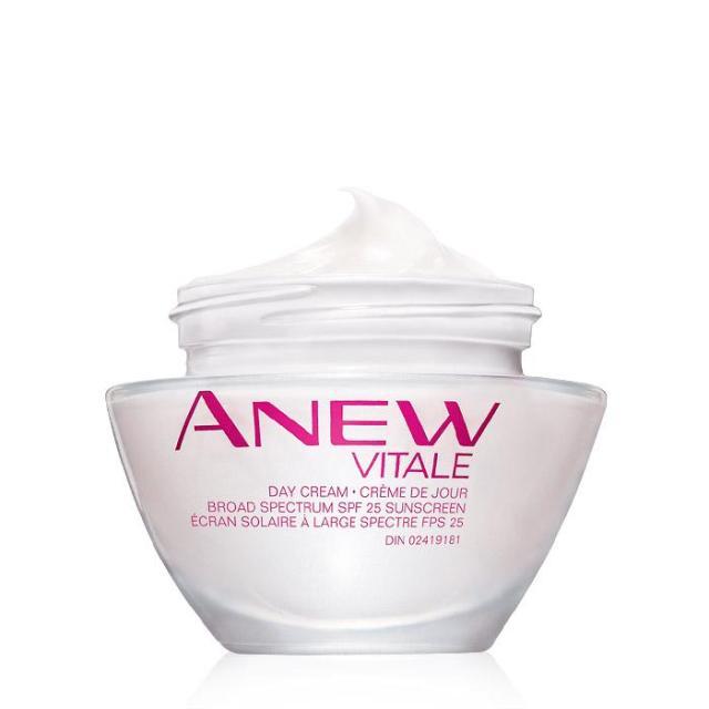 Avon's Anew Vitale Day Cream