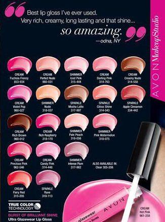 Ultra Glazewear Lip Gloss