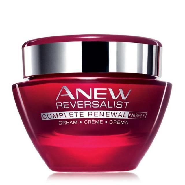Avon's Anew Reversalist Complete Renewal Night Cream