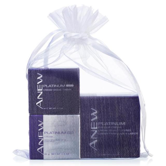 Avon Anew Platinum Auto Replenish Regimen