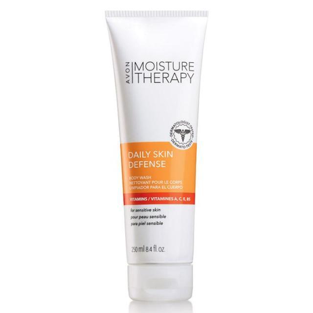 Avon's Moisture Therapy Daily Skin
