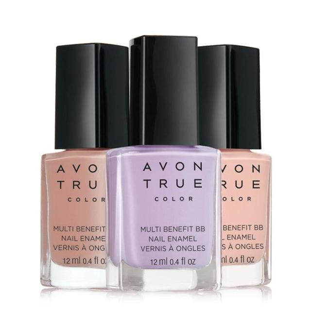 Avon True Color Multi-Benefit BB Nail Enamel