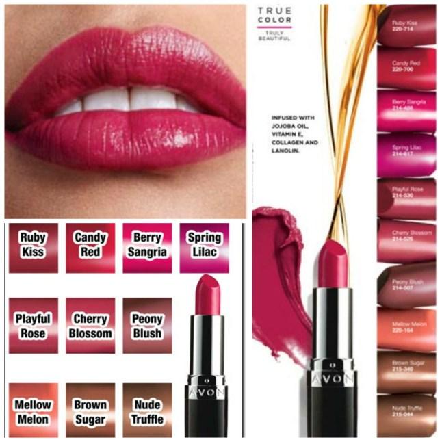 Avon True Color Nourishing Lipstick