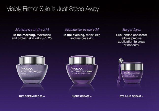 Anew Anti-Aging Skincare