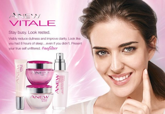 Avon Anew Anti-Aging Skincare