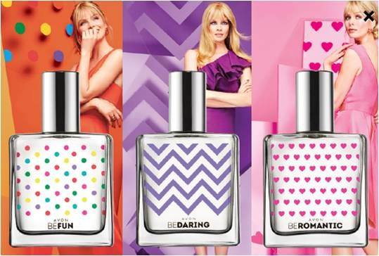 Avon's New Fragrance Collection