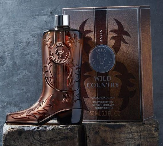 Wild Country Limited Edition Collectible Boot Decanter