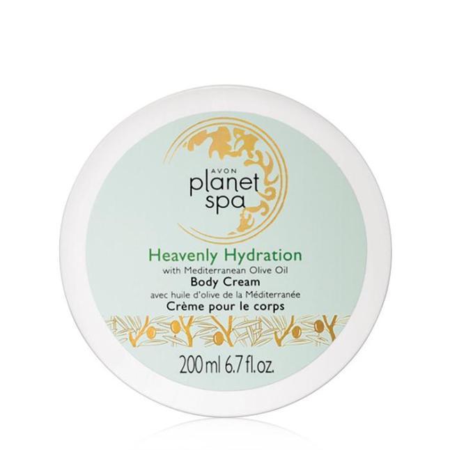 Avon Planet Spa Heavenly Hydration Body Cream