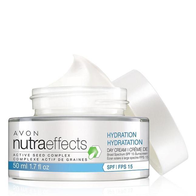 Avon nutraeffects Hydration Day Cream