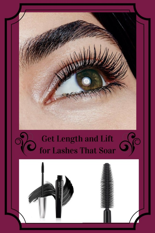 Avon's True Color Super Extend Winged Out Mascara