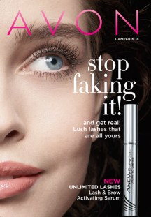 avon brochures for 2018