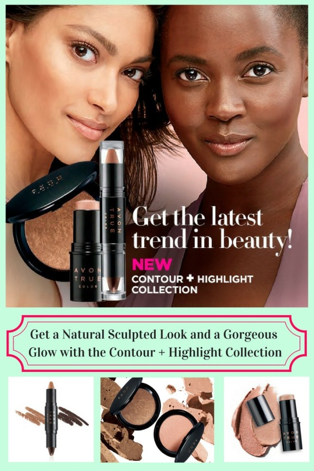 Avon True Color Contour and Highlight Collection