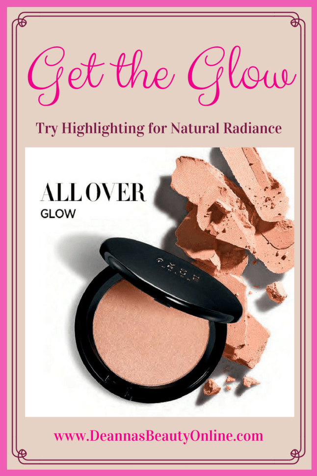 Avon True Color Moonlit Highlighting Powder