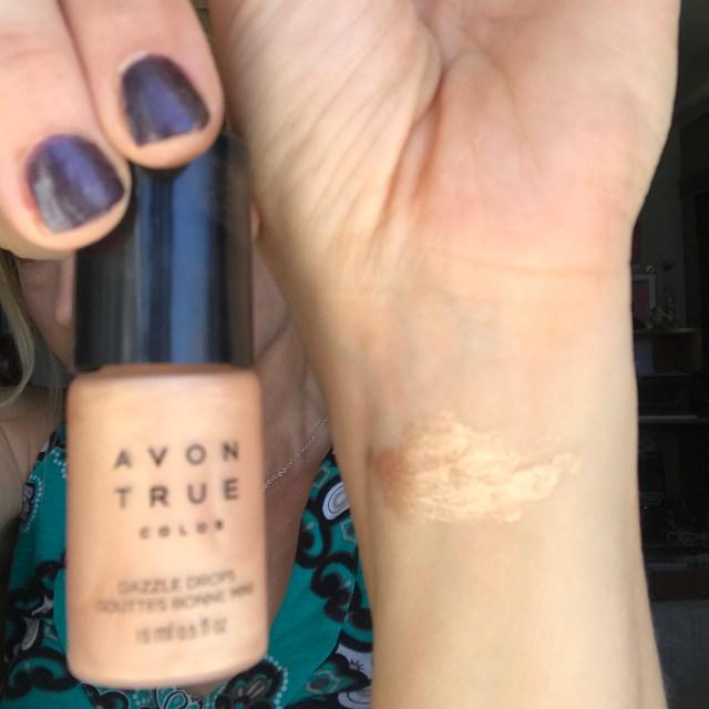 Sneak Peek of new avon makeup