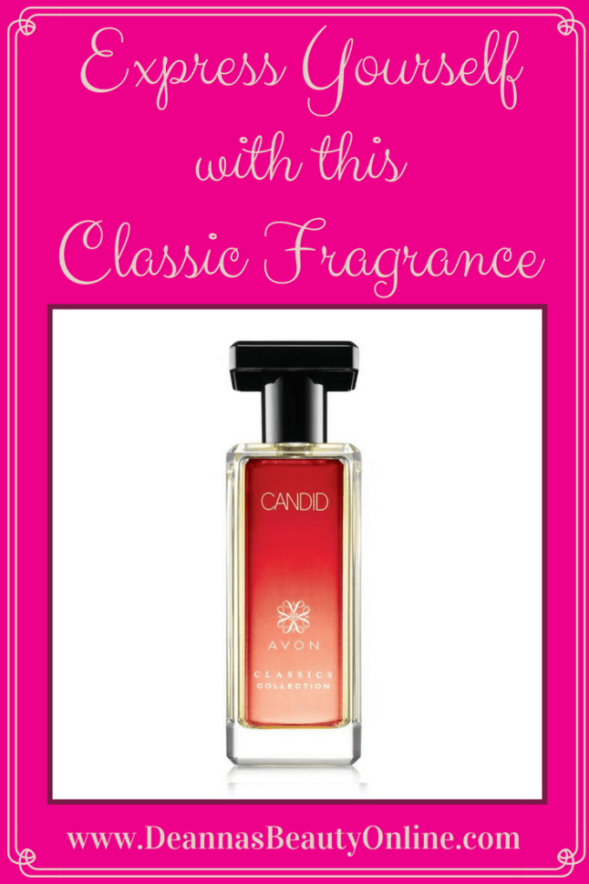 Avon's Candid Cologne Spray Perfume