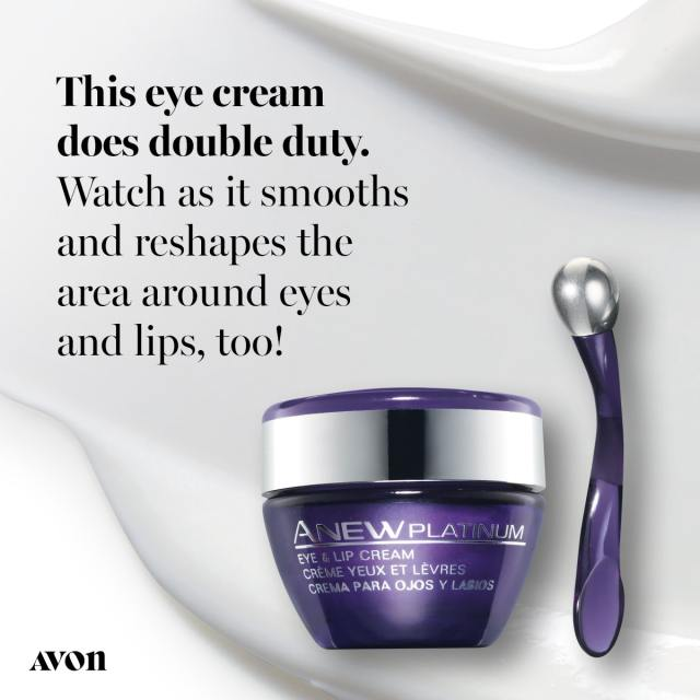 lip and eye cream