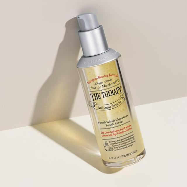 Therapy Oil-Drop Anti-Aging Serum