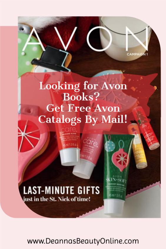avon catalog request