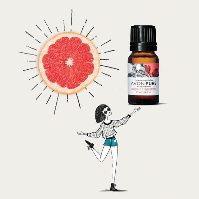 Avon Pure Essential Oils