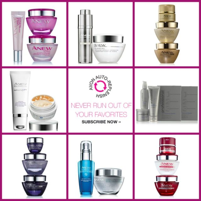 Avon's Auto-Replenish