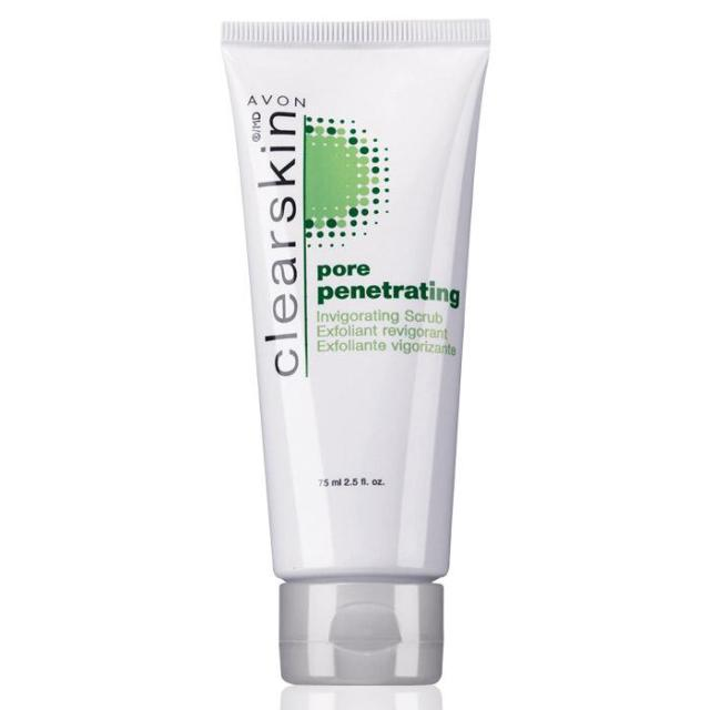 Clearskin Pore Penetrating Invigorating Scrub