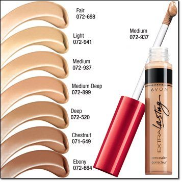 Image result for mark. extra lasting concealer