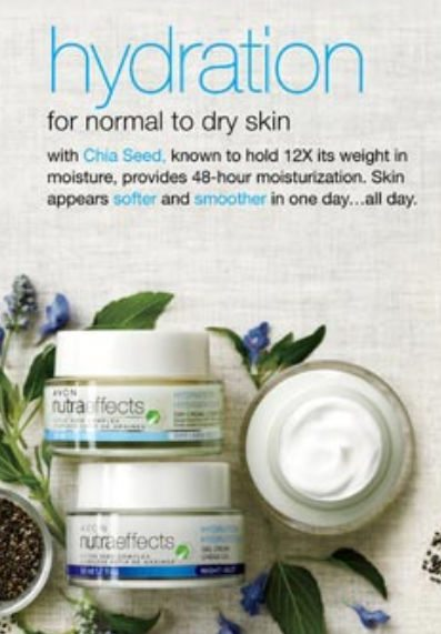 Avon nutraeffects Skincare Hydration