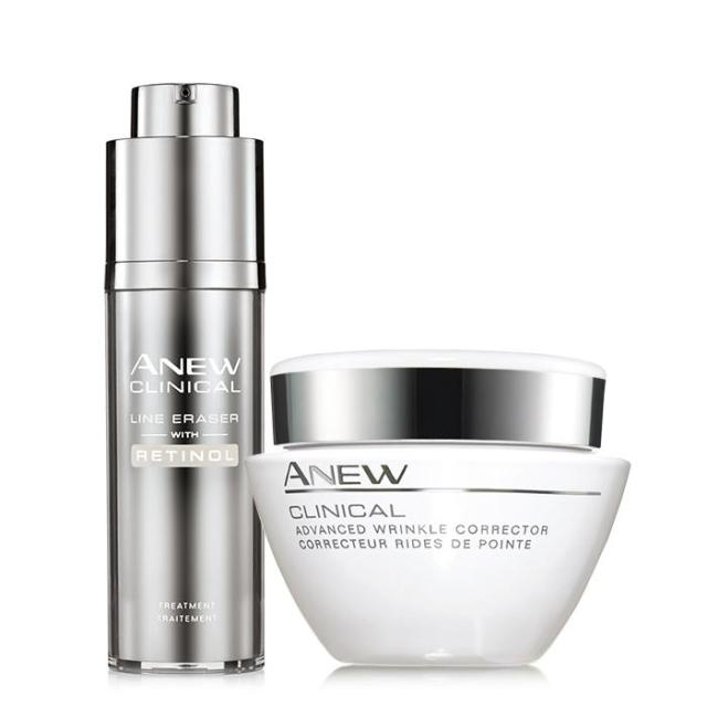 Power Couple Auto Replenish Regimen: Advanced Wrinkle Corrector