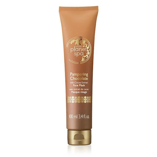Planet Spa Pampering Chocolate Face Mask