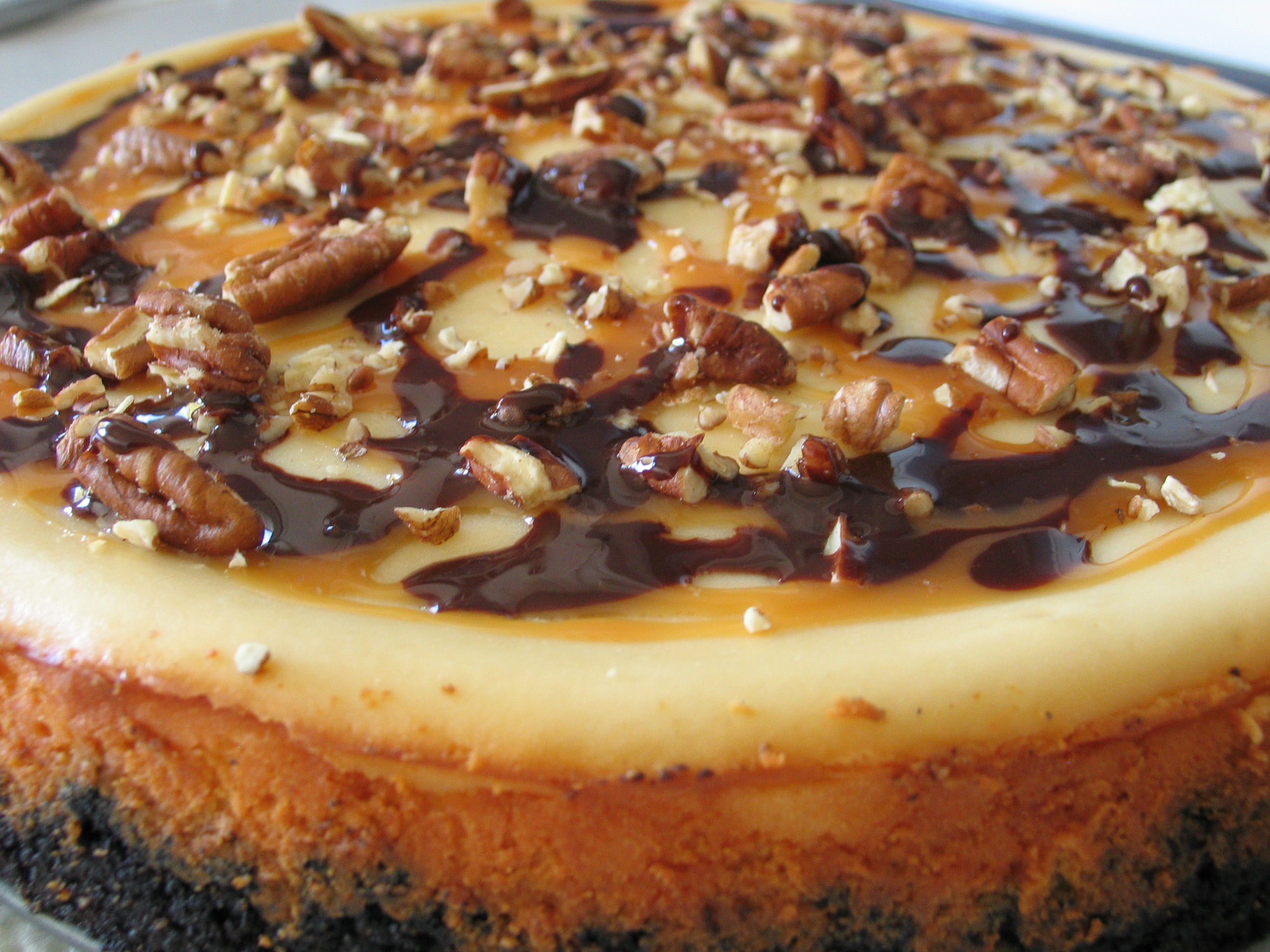 Deanna S Daughter Turtle Cheesecake