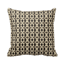http://www.zazzle.com/black_and_white_patterned_throw_pillow-189386395620389021