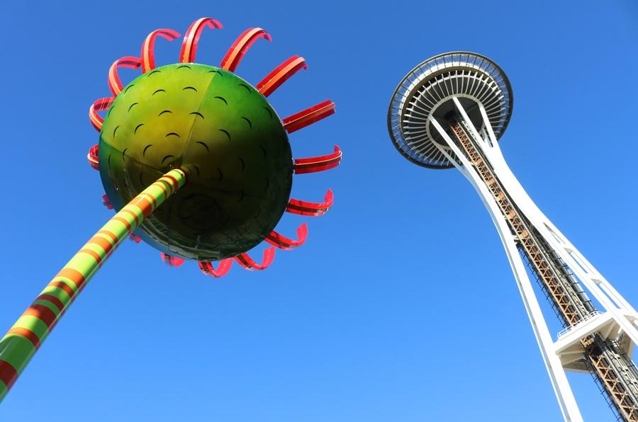 It's Always Sunny in Seattle…