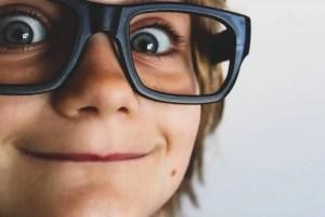 binoculars double vision problem