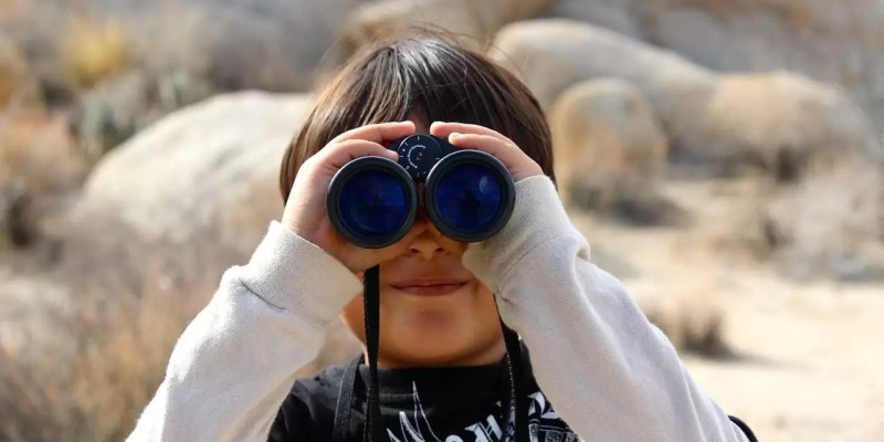 Types of binoculars