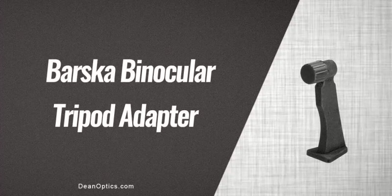 tripod adapter for barska binoculars