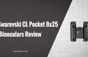 swarovski 8x25 cl pocket binoculars reviewed