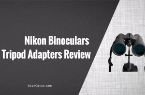 Nikon tripod adapters review