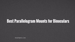 Binoculars Parallelogram Mounts for Astronomy