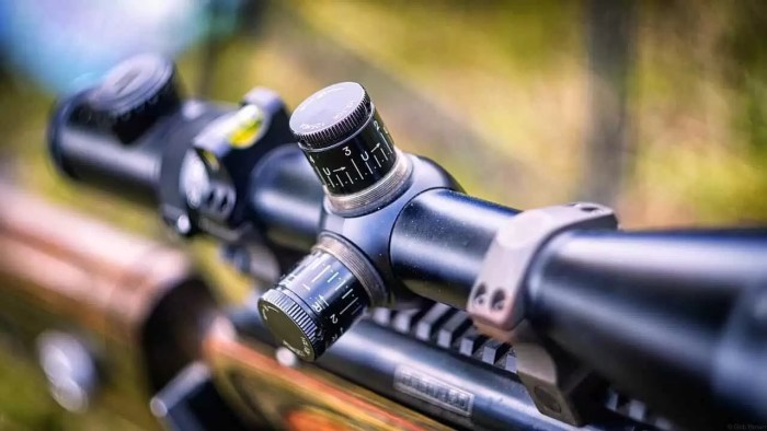 top atn rifle scopes reviews