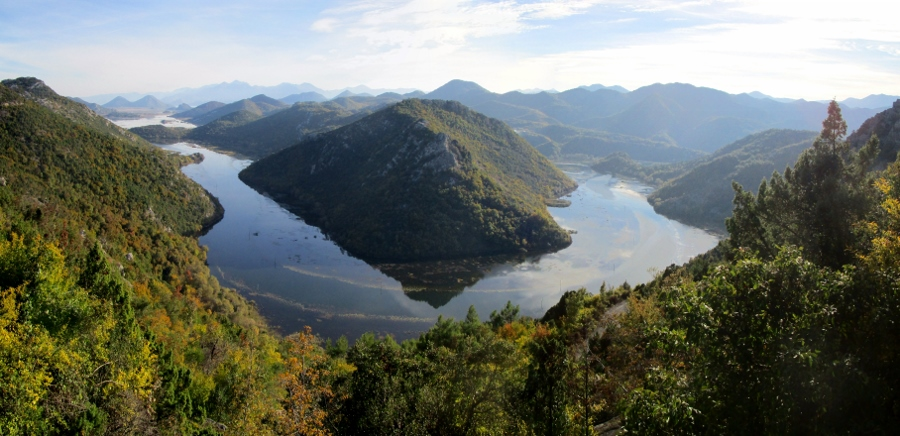 Snapshots of Europe: River of Crnojevic, Montenegro