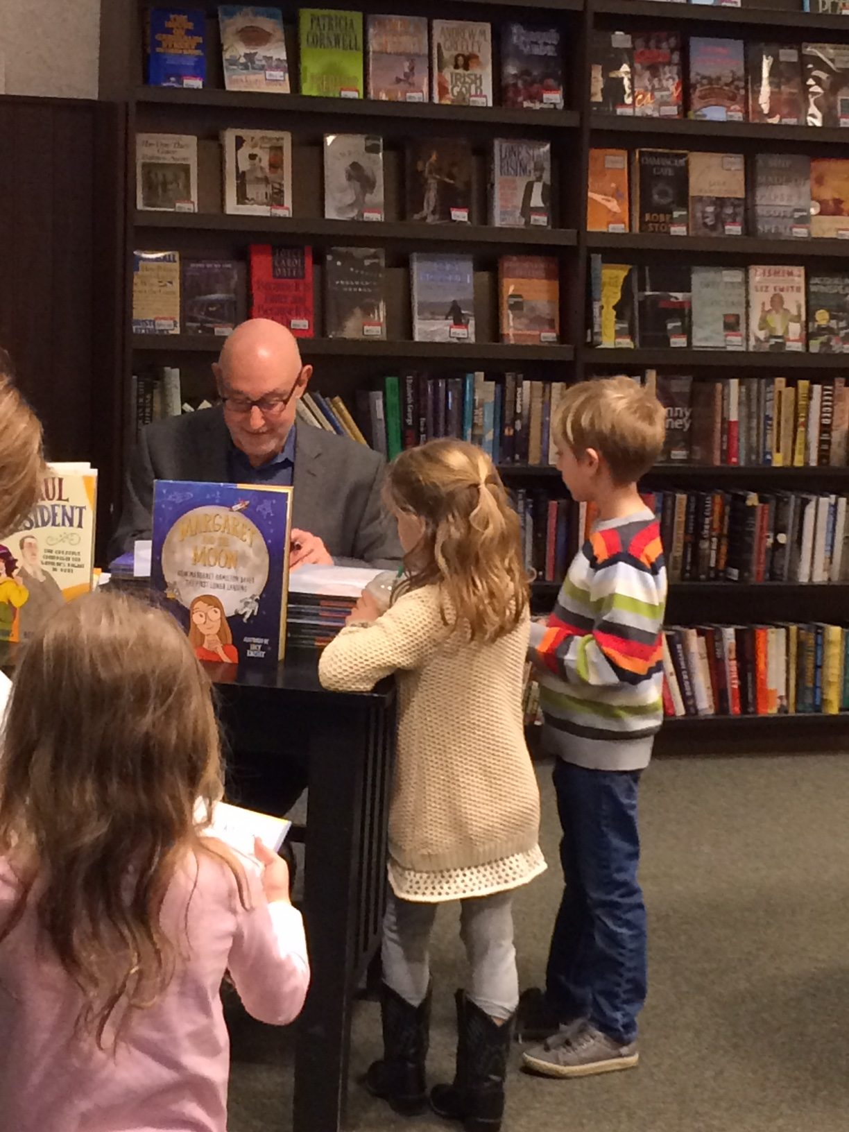 Events Featuring Children S Book Author Dean Robbins